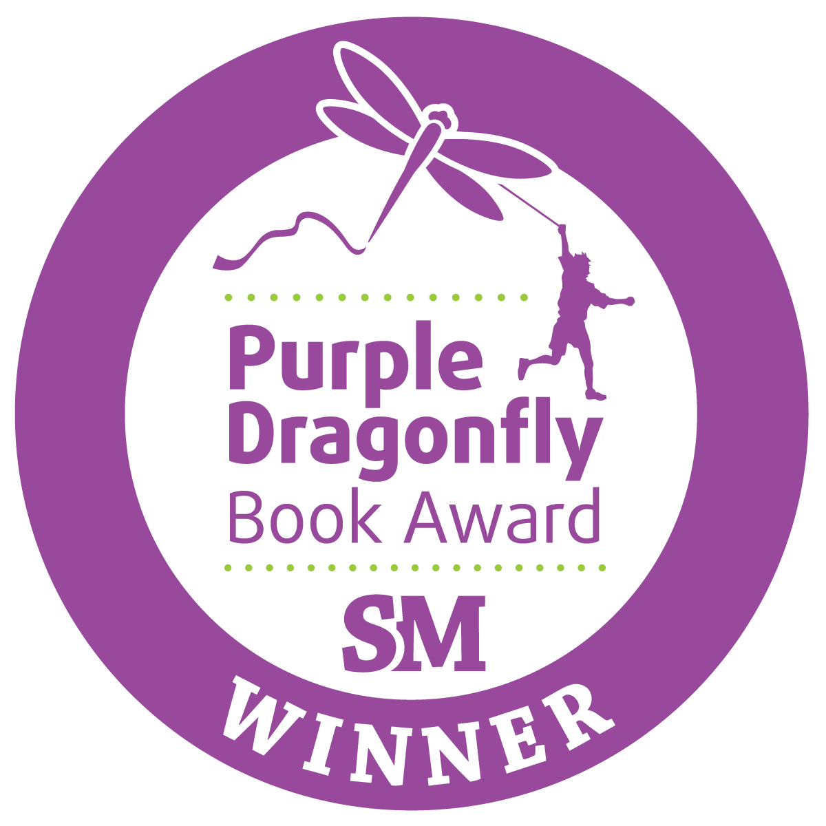 SM Dragonfly Purple Seal Winner 01