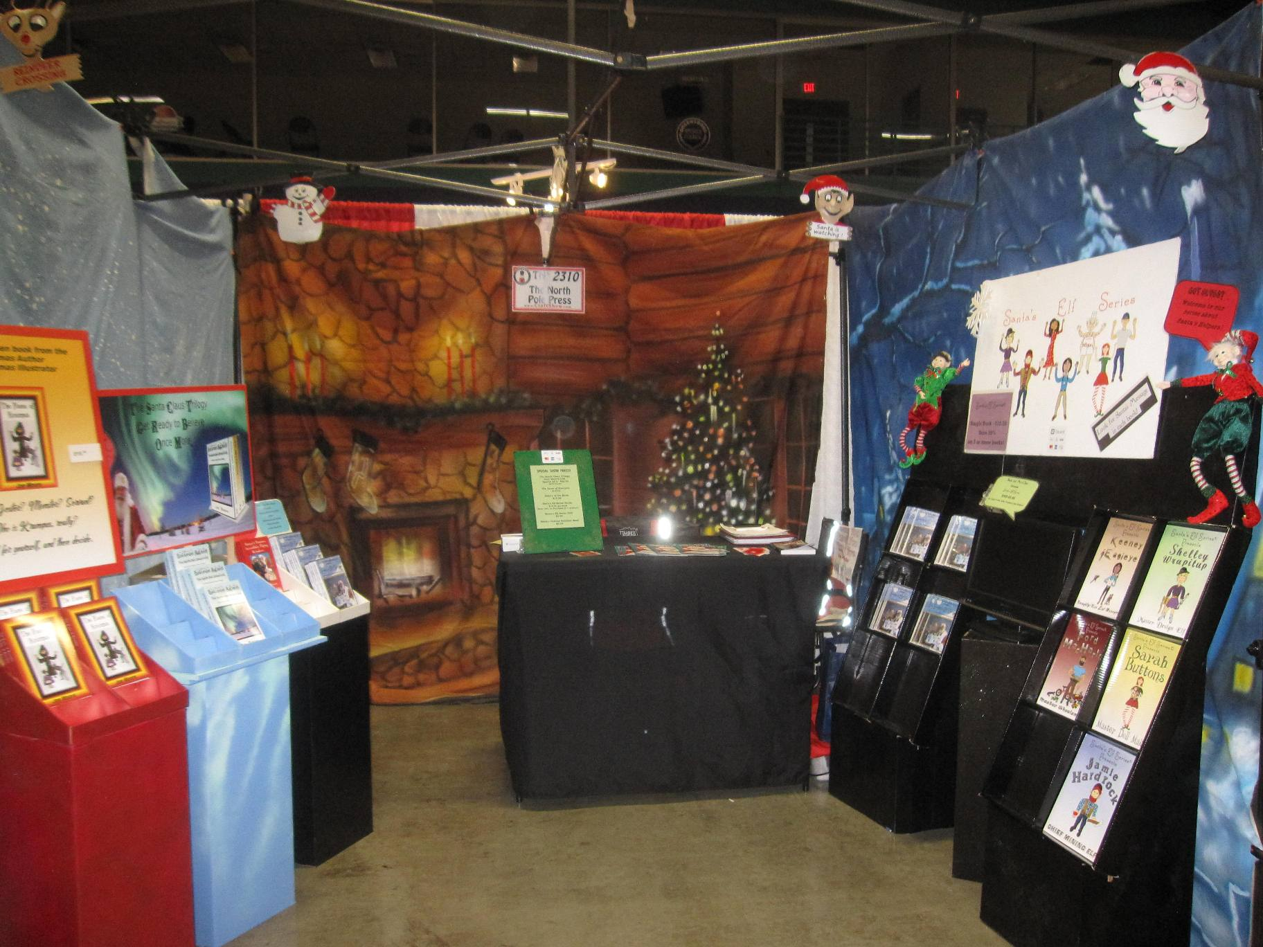 Greensboro booth