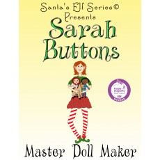 Sarah Buttons - Hard Cover